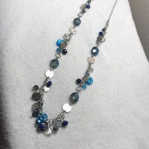 A long necklace